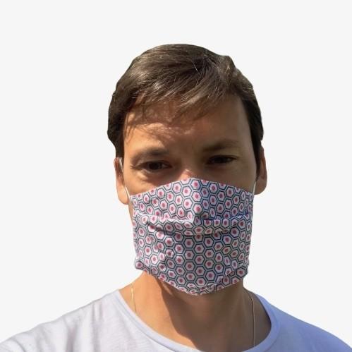 Masque en tissu norme AFNOR