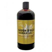 Savon d'Alep liquide 1L 12%