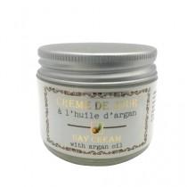 Crème de jour à l'huile d'argan