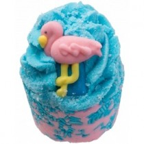 "Fondant ""Flamant rose"""