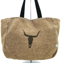 Sac Taupe anses larges