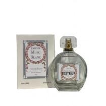 Eau de parfum luxe Musc blanc