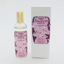Eau de toilette de Grasse Fleur de cerisier
