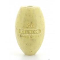 Savon rotatif citron broyé
