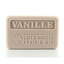 Savon lait d'ânesse à la vanille