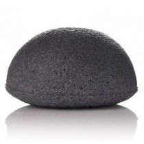 Éponge de Konjac au charbon