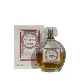 Eau de parfum luxe Patchouli ambré