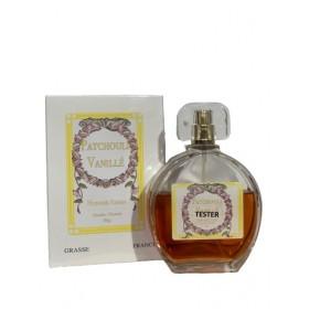 Eau de parfum luxe Patchouli vanillé
