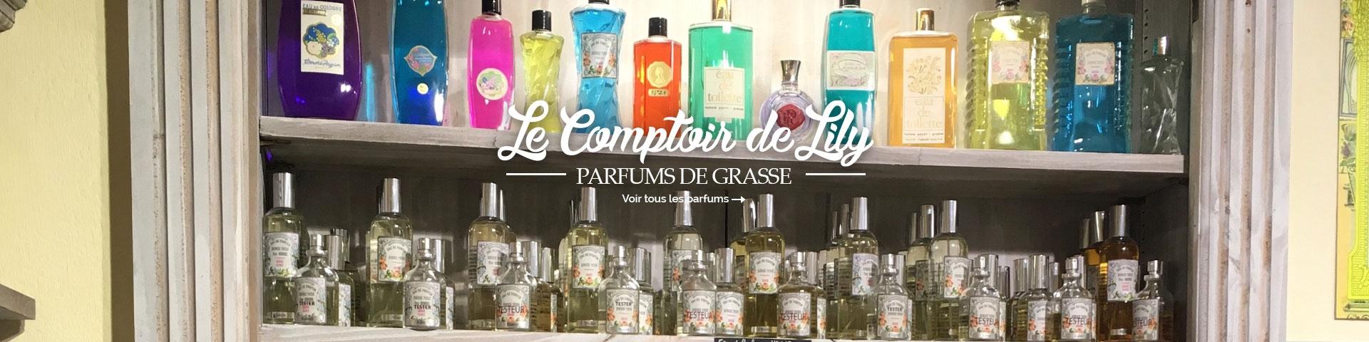 Eau de parfum de Grasse
