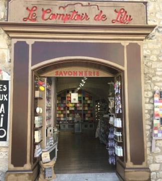 LE COMPTOIR DE LILY - Savonnerie les Baux de Provence