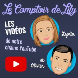 Voir les vidéos du Comptoir de Lily